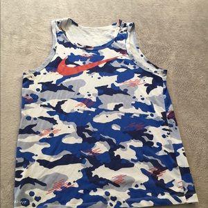 Nike medium tank top